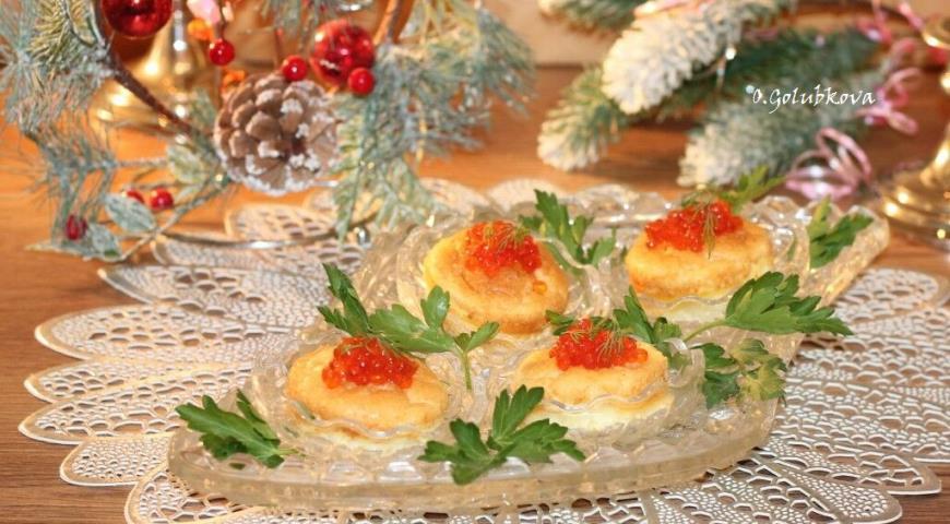 Сливочное суфле с соусом бешамель, пошаговый рецепт с фото