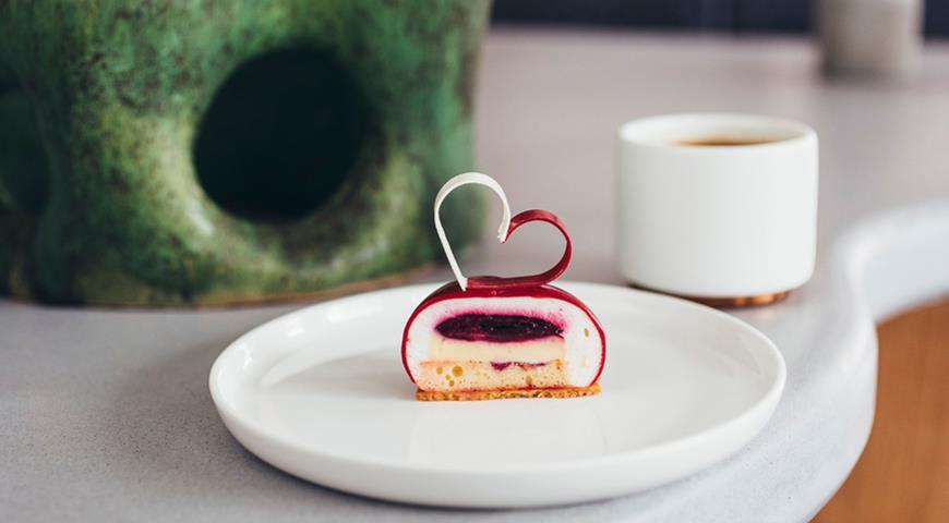 Кондитерская Lila Pastry: ювелирный салон десертов