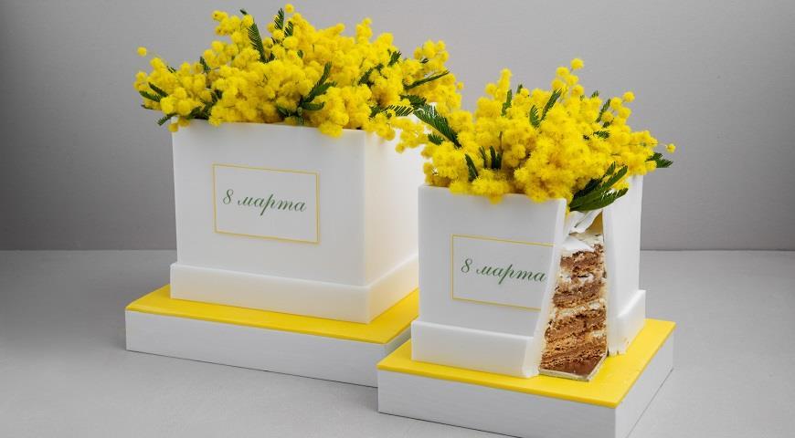 Поражающие воображение десерты к 8 марта в ресторанах Москвы