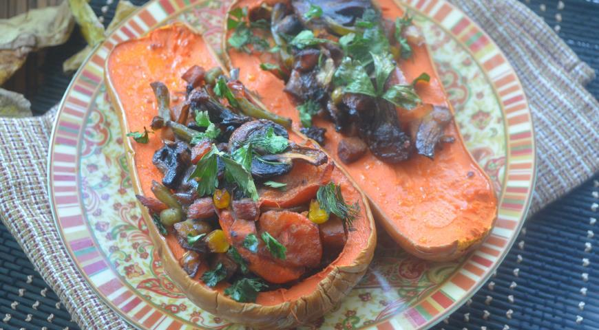 Теплый салат в тренде , пошаговый рецепт с фото
