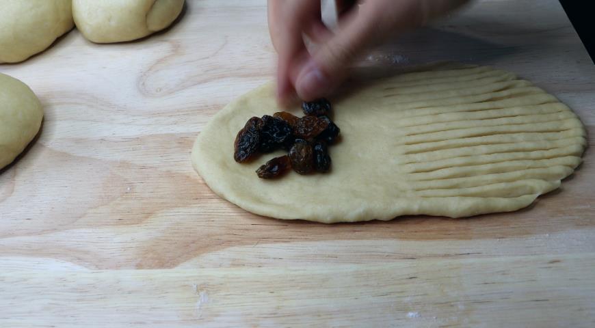 Шерстяной сладкий хлеб, пошаговый рецепт с фото