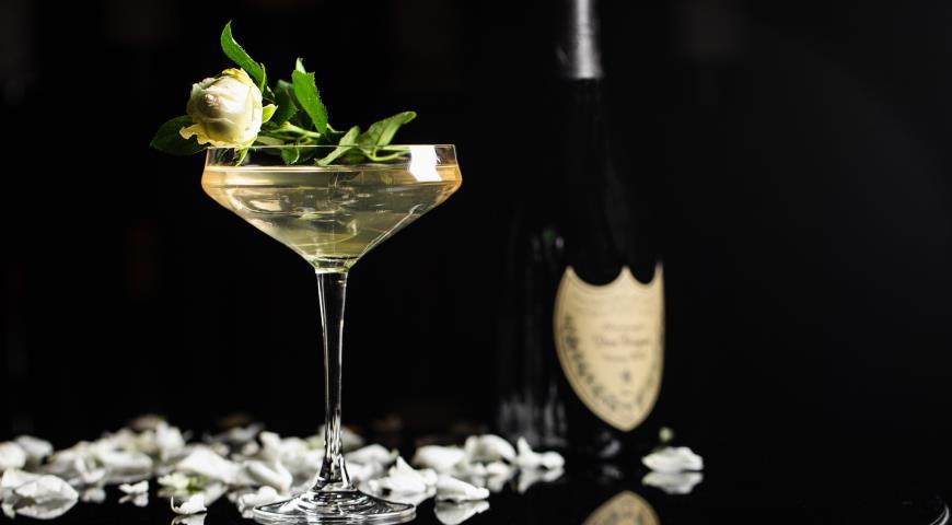 Коктейль «Фейхоа шампань», пошаговый рецепт с фото