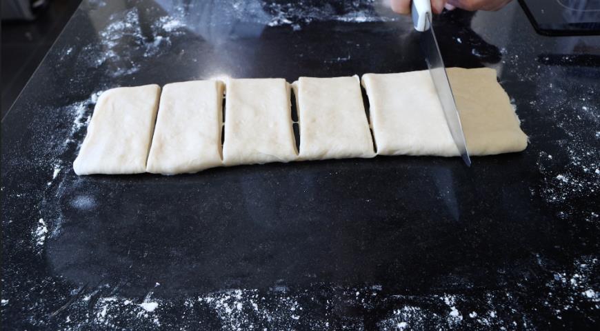 Пышные булочки, пошаговый рецепт с фото