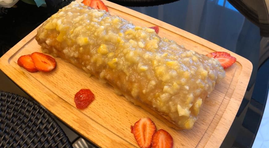 Лимонный кекс, пошаговый рецепт с фото