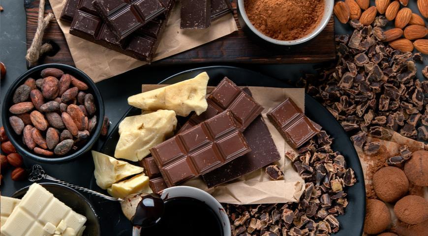 Разоблачение 9 мифов о пользе и вреде шоколада