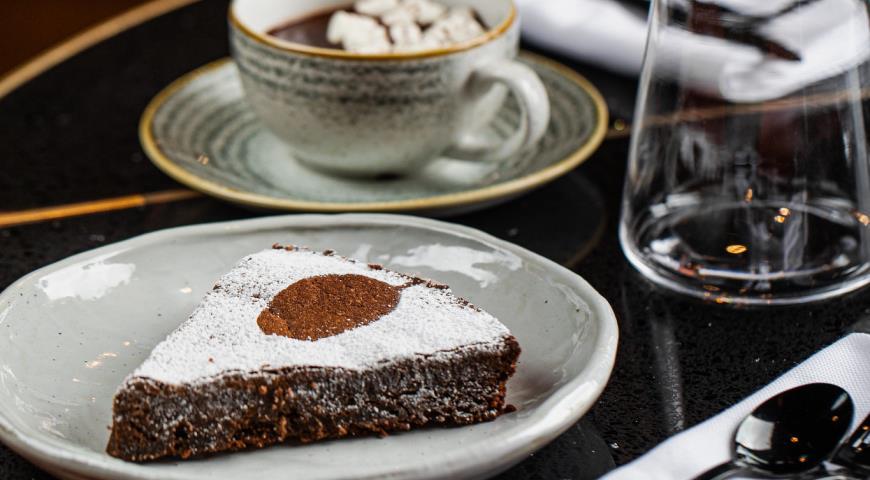 """Шоколадный пирог """"Аль капоне"""", пошаговый рецепт с фото"""