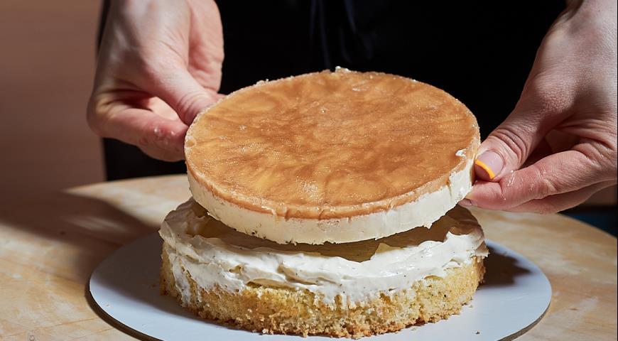 Торт Русский лес, пошаговый рецепт с фото