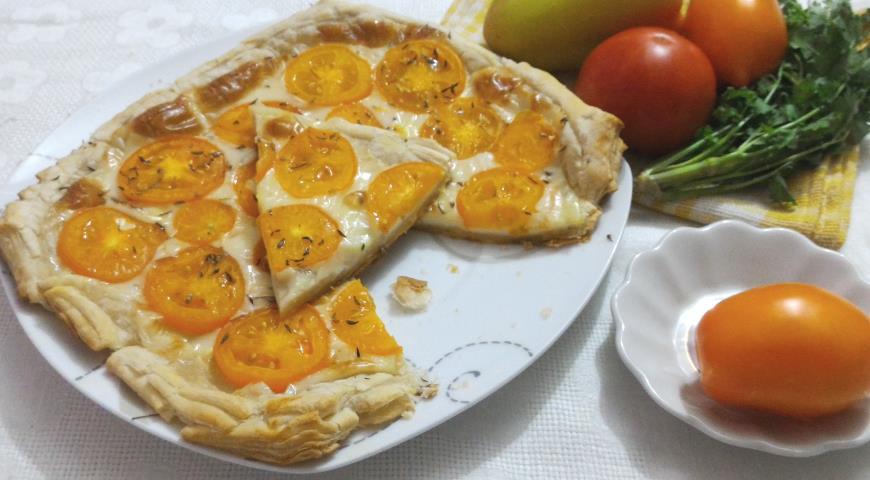 Пицца Золотая осень, пошаговый рецепт с фото