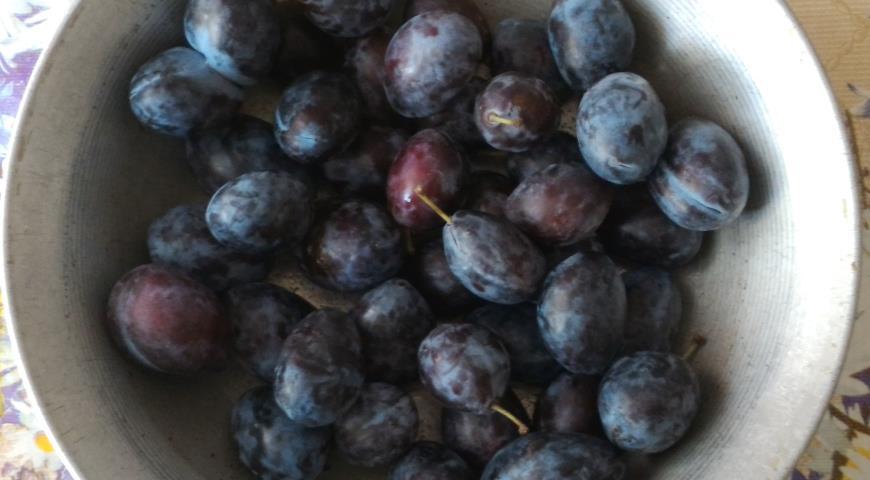Варенье из яблок, слив и алычи, пошаговый рецепт с фото