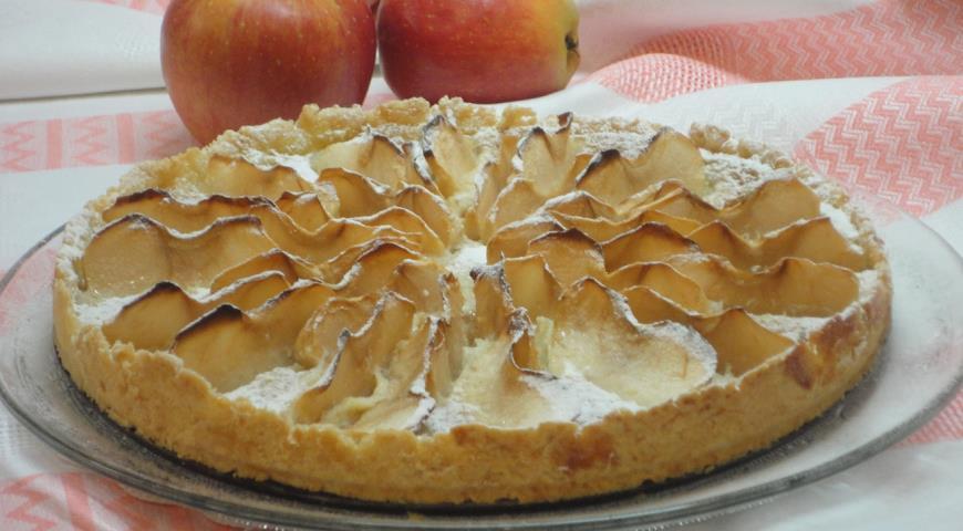 Пирог Ледяные торосы, пошаговый рецепт с фото