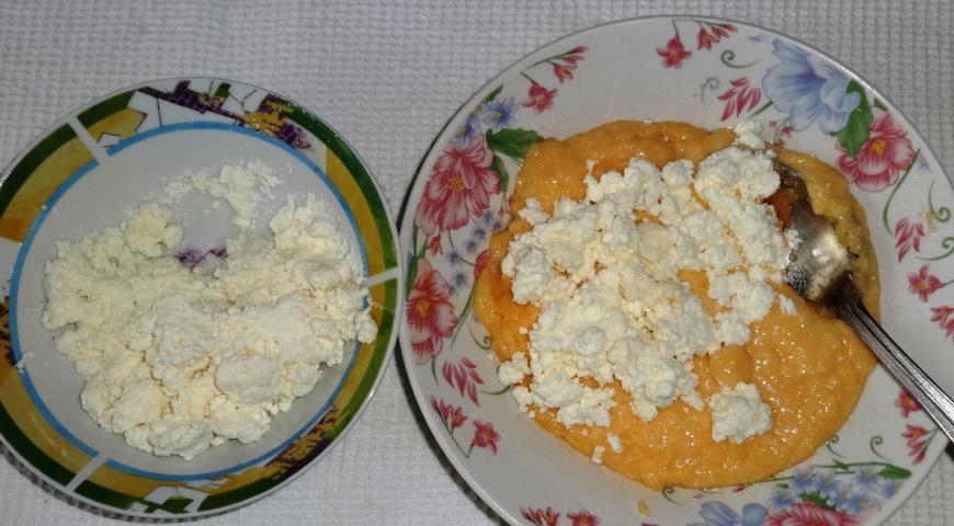 Запеканка Солнечная, пошаговый рецепт с фото