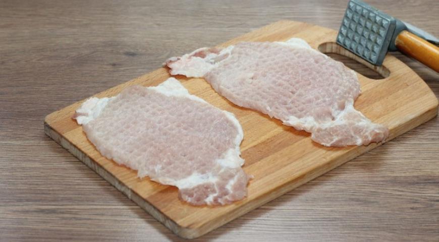 Сочная свинина и картофель в сливочном соусе, пошаговый рецепт с фото