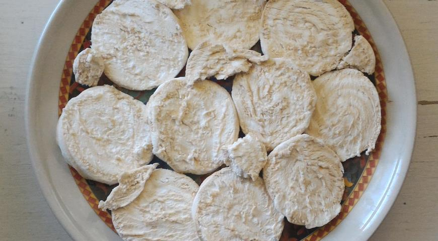 Зефирный торт Сливочное облако, пошаговый рецепт с фото