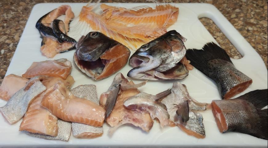 Сливочный суп с красной рыбой Лохикейто, пошаговый рецепт с фото