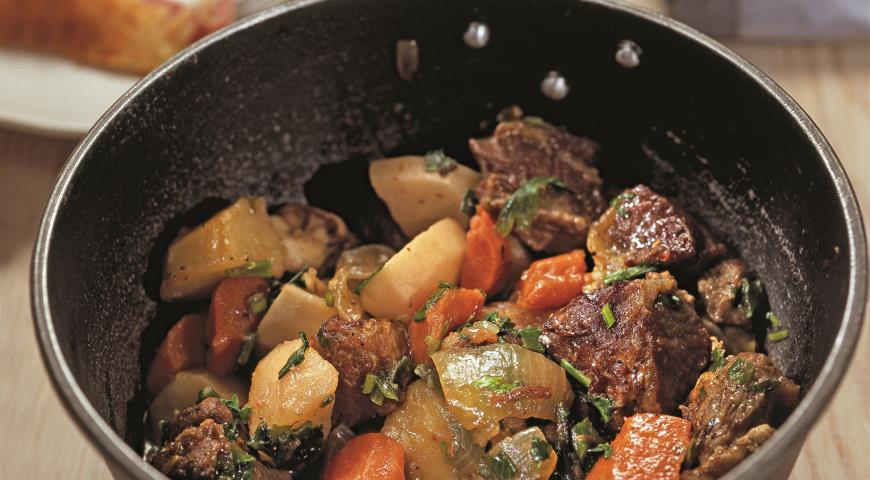 Рецепт Ирландское рагу