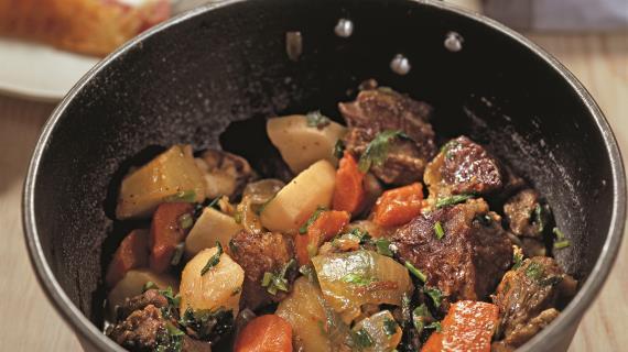 Рецепты рагу с картошкой