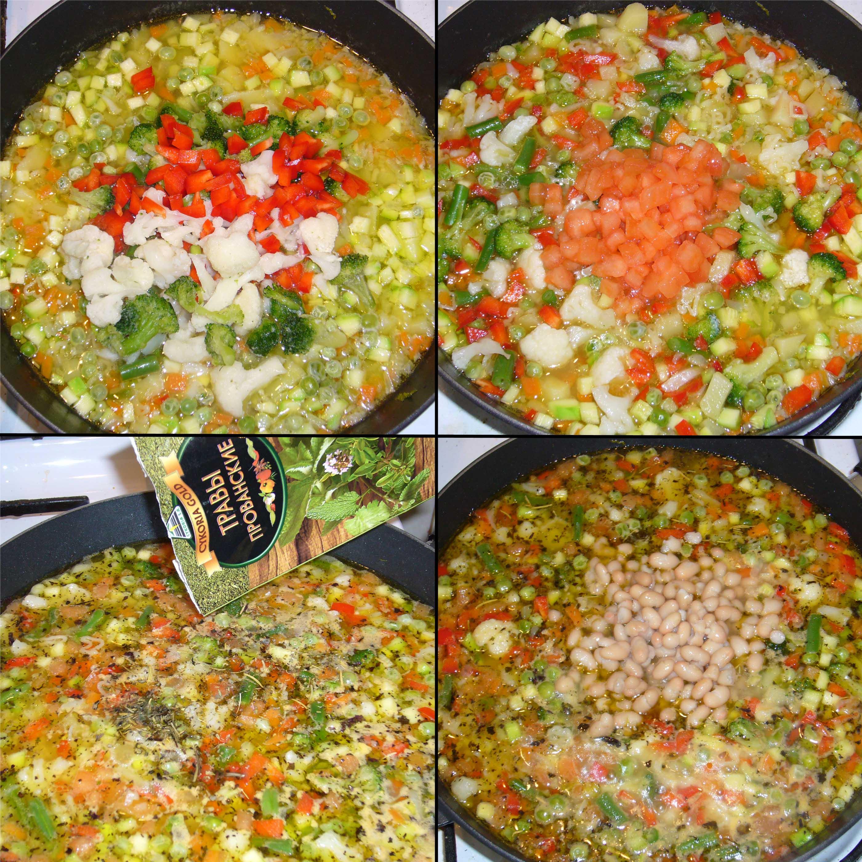 зеленая цветная капуста рецепты приготовления