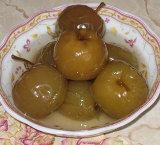 Рецепт Варенье из райских яблок