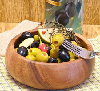 Рецепт Оливки маринованные (Aceitunas Alinadas)