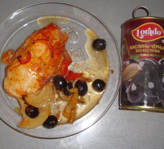 Рецепт Курица по-испански в паприке