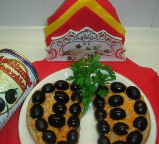 Рецепт Тапас Пикантный оливковый (Tapas «Aceitunado Picante»)