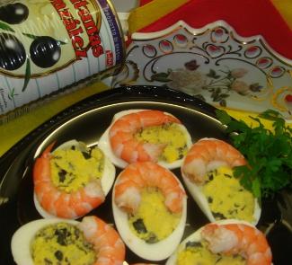 Рецепт Тапас Оливковый шарм (Tapas «el encanto Aceitunado»)