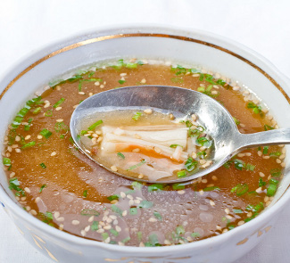 Рецепт Суп Японский