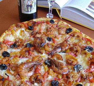 Рецепт Пицца Моя Италия