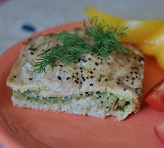 Рецепт Куриное филе с брокколи