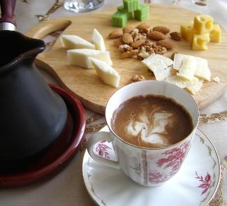 Рецепт Парижский кофе