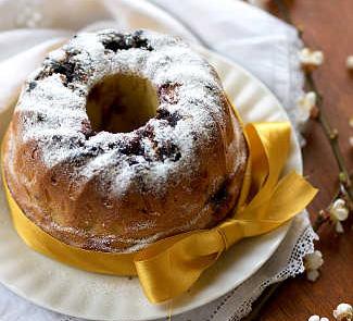 Рецепт Бабка вишневая