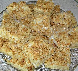 Рецепт Торт Наполеон с заварным кремом