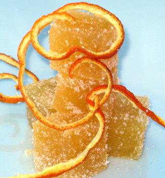 Рецепт Апельсиновый мармелад