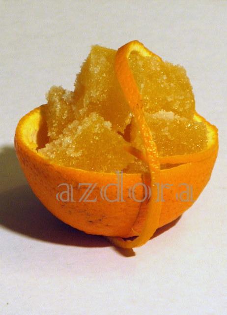 апельсиновый мармелад рецепт