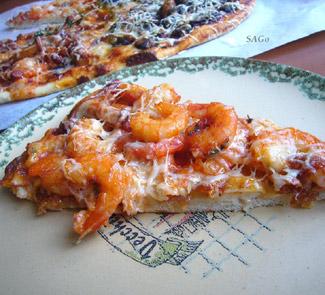 Рецепт Пицца Четыре сезона
