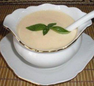 Рецепт Грибной соус с чесноком