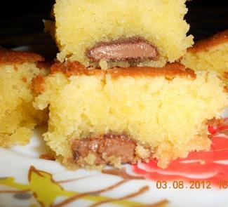 Рецепт Нежное пирожное