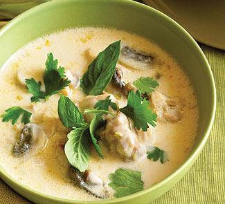 суп том кха с кокосовым молоком рецепты