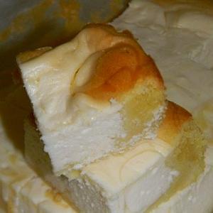 Лимонно-сливочные пирожные