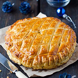 Рецепт Французский королевский пирог (четыре его варианта)