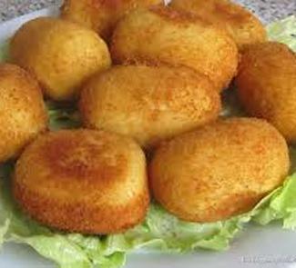 Рецепт Блюдо из картофеля