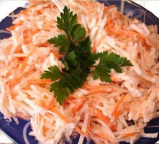 Рецепт Салат витаминный