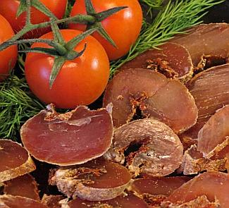 Рецепт Бастурма из куриных грудок