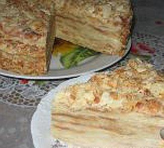 Рецепт Военный Торт