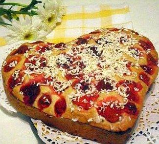 Рецепт Клубничный пирог с белым шоколадом