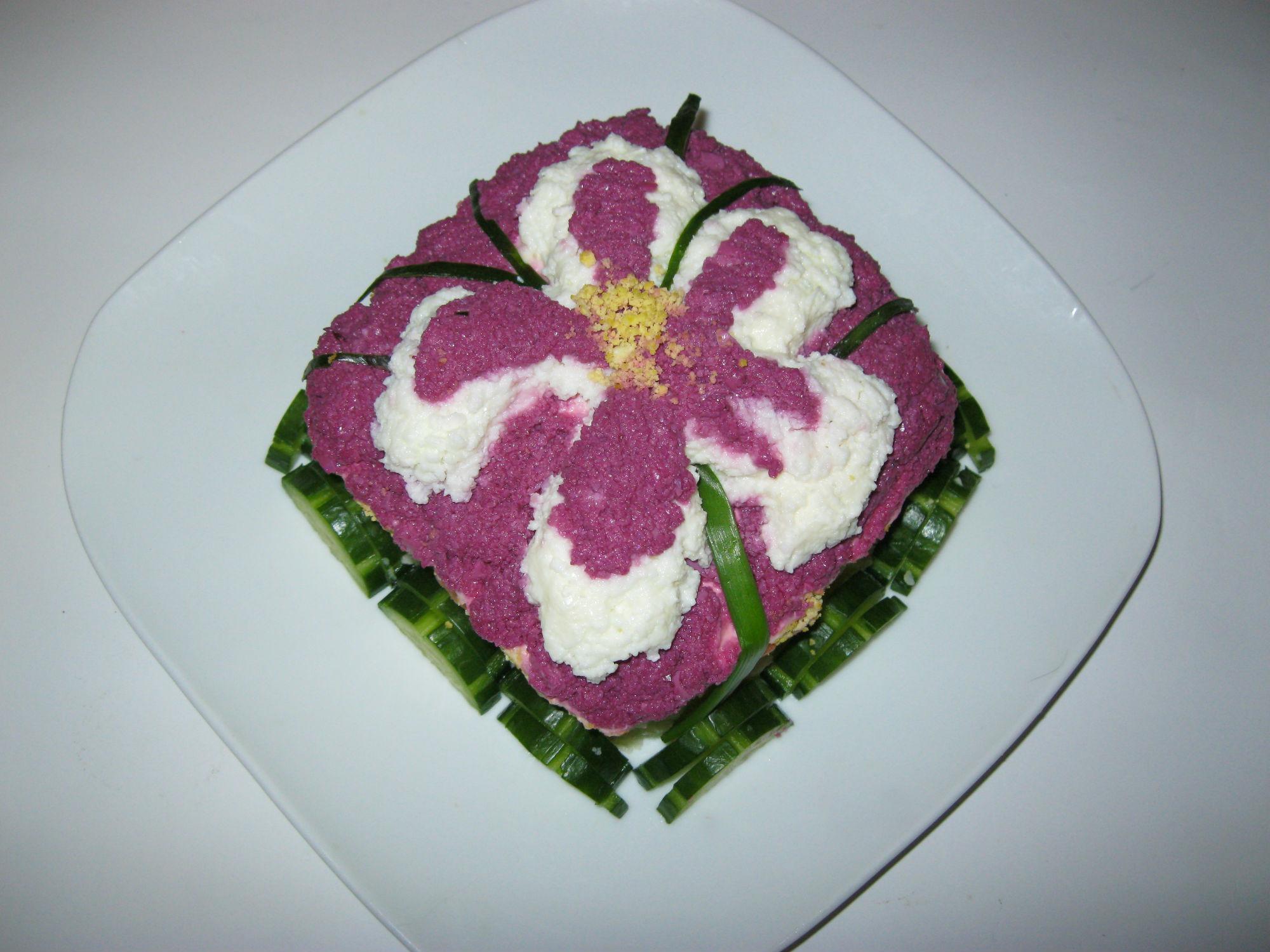 ирис салат рецепт