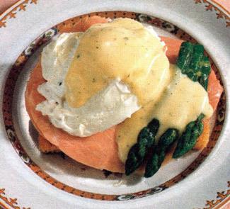 Рецепт Яйца Бенедикт (Простой рецепт)