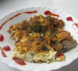 Рецепт Семга, запеченная в духовке