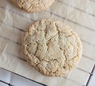 Рецепт Печенье из цельнозерновой муки с чипсами из арахисового масла