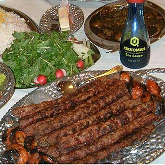 Рецепт Домашний кебаб